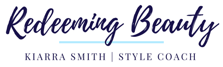 Redeeming Beauty - Style coach and Christian women's speaker